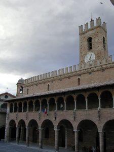 Palazzo municipale Offida